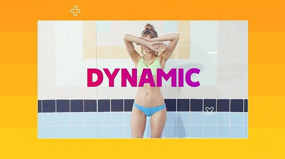 PR宣传短视频视频模板 婚纱影楼时尚模特写真MV短视频模板