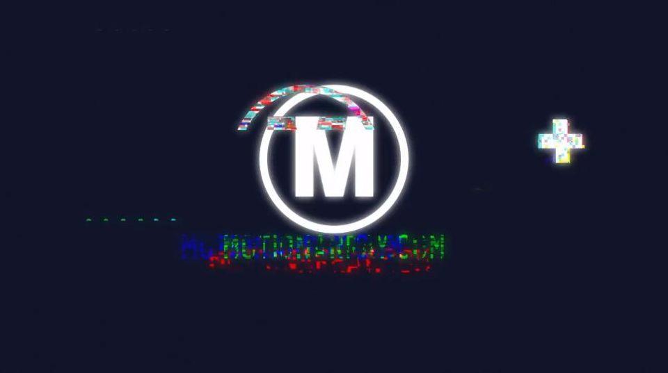 PR片头模板 数码电子科技小游戏片头LOGO动画模板